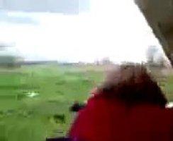 Чеченец жарит свою подругу раком в очко