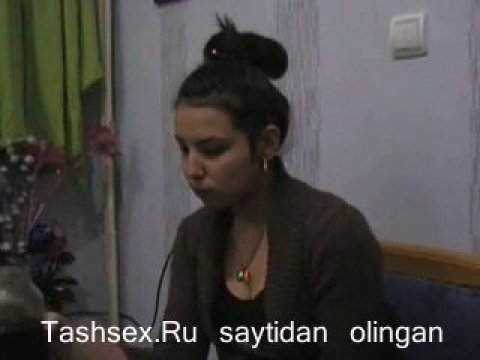 Секис с укуренной таджикской сучкой
