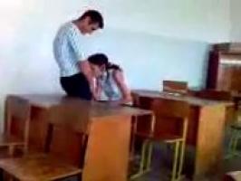Порно уз в школе секс узбечки