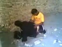 Узбекский секс на стройке