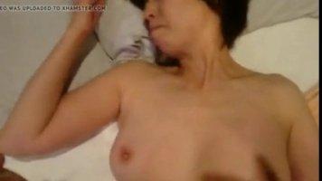Японская секс звезда дала своему поклоннику